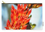 Octillo Flower. Carry-all Pouch
