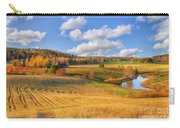 October Countryside 3 Carry-all Pouch