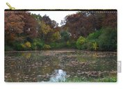 October Leaves Carry-all Pouch