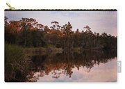 October Reflections On The River Carry-all Pouch