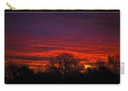 October Sunrise 2 Carry-all Pouch