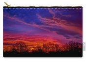 October Sunrise 3 Carry-all Pouch