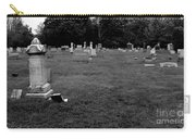 Odd Fellows Cemetery Carry-all Pouch