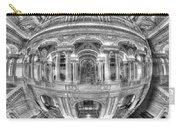 Ode To Mc Escher Library Of Congress Orb Horrizontal Carry-all Pouch