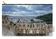 Odeon Of Herodes Atticus - Athens Greece Carry-all Pouch