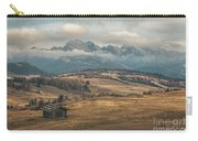 Odle Mountains - Alpe Di Siusi Carry-all Pouch
