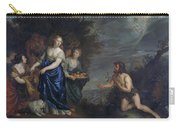 Odysseus And Nausicaa Carry-all Pouch