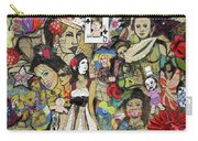 Of Babes And Butterflies Carry-all Pouch