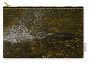 Of Fishes And Rainbows - Wild Salmon Run In The Creek Carry-all Pouch