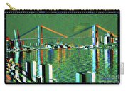 Of Time And The Savannah River Bridge Carry-all Pouch