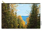 Off The Alaska Highway Carry-all Pouch