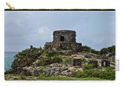 Offertories Telum Ruins Mexico Carry-all Pouch