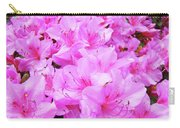 Office Art Azalea Flowers Botanical 31 Azaleas Giclee Art Prints Baslee Troutman Carry-all Pouch