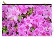 Office Art Azaleas Flower Art Prints 1 Azalea Flowers Giclee Baslee Troutman Carry-all Pouch