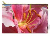 Office Art Calla Lily Flower Wall Art Floral Baslee Troutman Carry-all Pouch