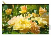 Office Art Rose Garden Giclee Prints Roses Baslee Troutman Carry-all Pouch