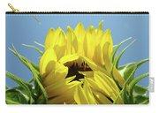 Office Art Sunflower Opening Summer Sun Flower Baslee Troutman Carry-all Pouch