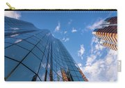 Office Buildings And Sky Carry-all Pouch
