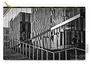 Office Buildings Reflections Carry-all Pouch