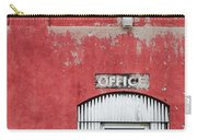 Office Door - Architecture Carry-all Pouch