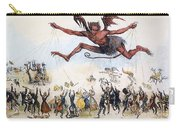 Office Hunters Of 1834: Carry-all Pouch