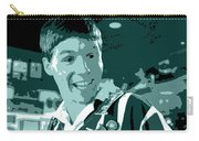 Office Space Brian At Chotchkies Movie Quote Poster Series 007 Carry-all Pouch