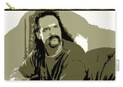 Office Space Lawrence Diedrich Bader Movie Quote Poster Series 006 Carry-all Pouch