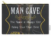 Official Man Cave Carry-all Pouch
