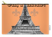 Oh Paris Eiffel Tower Carry-all Pouch