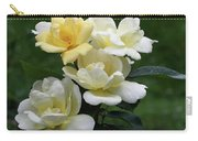 Oh So Pretty Roses Carry-all Pouch