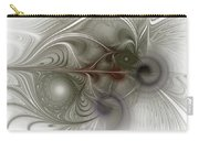Oh That I Had Wings - Fractal Art Carry-all Pouch