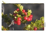 Ohelo Berries Carry-all Pouch