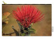 Ohia Lehua Flower Volcanos National Park Carry-all Pouch