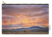 Ohio Pass Colorado Sunset Dsc07562 Carry-all Pouch
