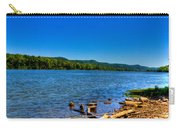 Ohio River Bank Carry-all Pouch