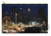 D3l-464 Ohio State Fair With Columbus Skyline Carry-all Pouch
