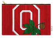 Ohio State Wood Door Carry-all Pouch