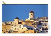 Oia Windmill Carry-all Pouch