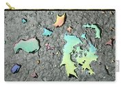 Oil Abstract Carry-all Pouch