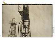 Oil Derrick Vi Carry-all Pouch