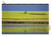 Oil Jack Reflection Saskatchewan Carry-all Pouch
