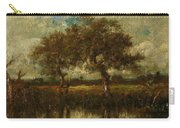 Oil Painting Landscape Carry-all Pouch