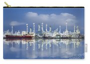 Oil Refinery Industry Plant Carry-all Pouch