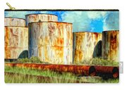 Oil Tanks Carry-all Pouch