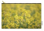 Oilseed Rape Carry-all Pouch