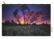 Ojibway Sunset Carry-all Pouch