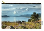 Okanagan Lake In The Spring Carry-all Pouch