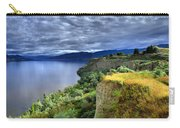 Okanagan Lake On A Thursday Carry-all Pouch