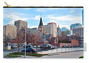 Oklahoma City Wide Angle Carry-all Pouch