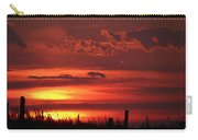 Oklahoma Sky At Daybreak  Carry-all Pouch